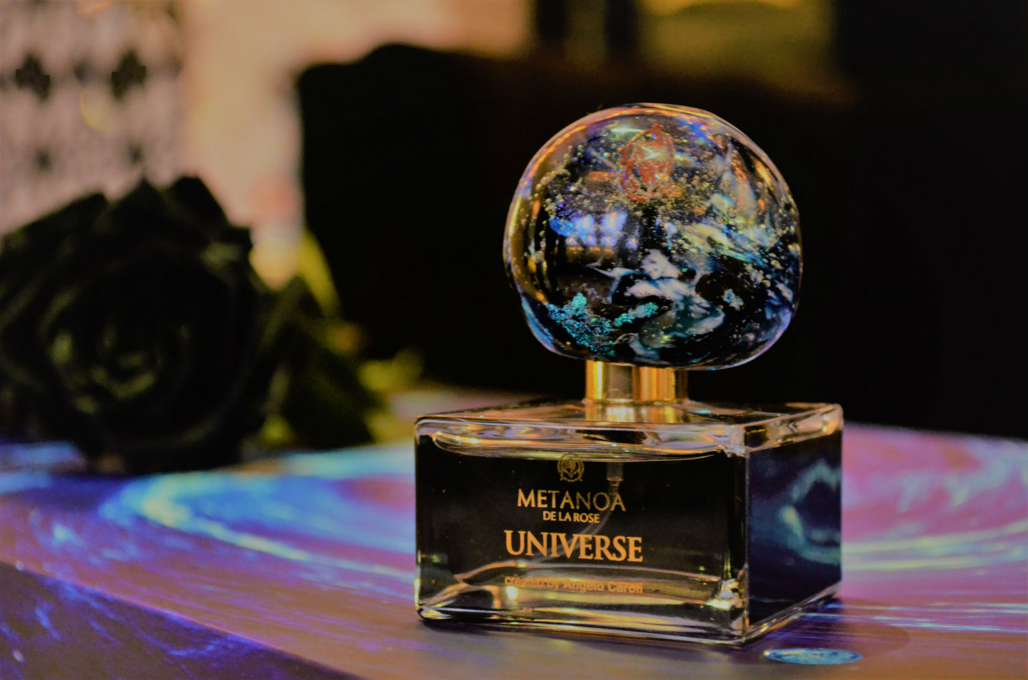 UNIVERSE & Black Rose Eau de Parfum 50ml  (limited edition